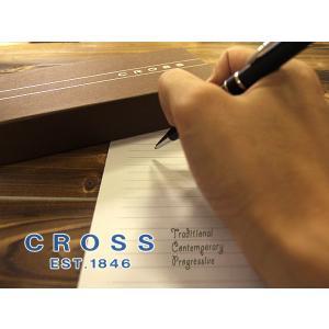 CROSS クロス ストラトフォード ボールペン サテンブラック AT0172-3 ネコポス不可|1more