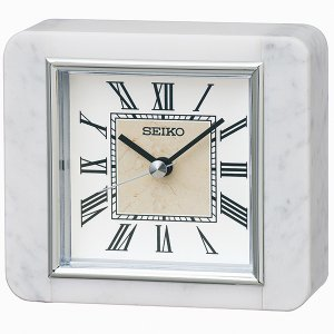 SEIKO セイコークロック   大理石  置時計  BZ362W|1more