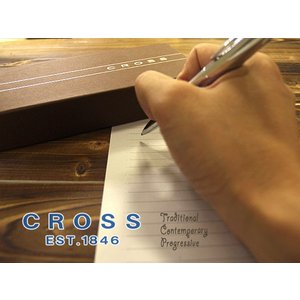 CROSS クロス センチュリー2 ボールペン スターリングシルバー CROSSHN3002WG ネコポス不可|1more