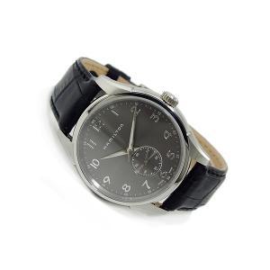 ハミルトン ジャズマスター シンライン プチセコンド 腕時計 H38411783|1more|02
