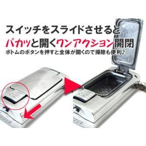 ZIPPO ジッポ 携帯灰皿 シルバー ポリッシュ HA-15-P ネコポス不可 1more 02