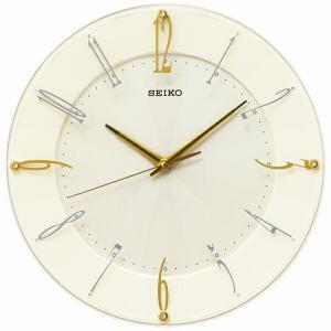 SEIKO CLOCK セイコークロック 電波時計 掛け時計 アナログ KX214C|1more