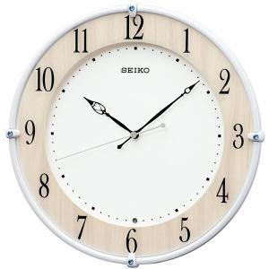 SEIKO CLOCK セイコークロック 電波時計 掛け時計 アナログ KX242B|1more