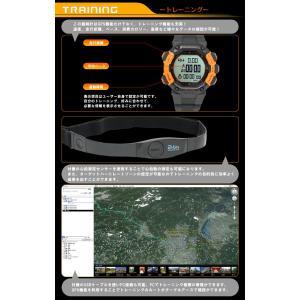 GPS 時計 登山におすすめ 高度計 方位計を搭載したアウトドア 腕時計 メンズ|1more|04