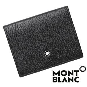 モンブラン MONTBLANC  コインケース  メンズ ブラック    MB-113307|1more