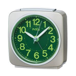 セイコークロック SEIKO CLOCK スタンダード 目覚まし時計 アナログ NR440G|1more