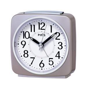 セイコークロック SEIKO CLOCK スタンダード 目覚まし時計 アナログ NR440P|1more