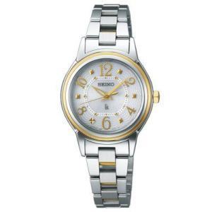 ルキア SSVE SEIKO LUKIA セイコー ルキアソーラー 電波 レディース腕時計 シルバー SSVE058 正規品 ネコポス不可|1more|02
