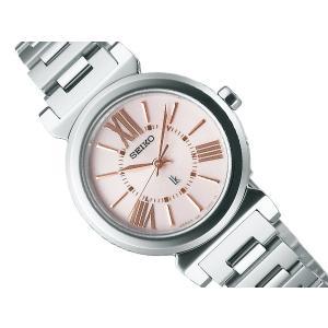 ルキア SSVE SEIKO LUKIA セイコー ルキア レディース腕時計 ソーラー 電波 ピンク SSVE067 ネコポス不可|1more