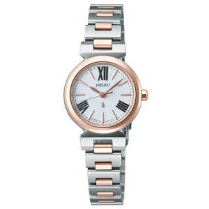 SEIKO LUKIA セイコー ルキア レディース腕時計 ソーラー ホワイト ピンクゴールド SSVR084 ネコポス不可|1more|02