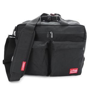 マンハッタンポーテージ ビジネスバッグ TRIBECA BAG 1446ZH BLK ブラック