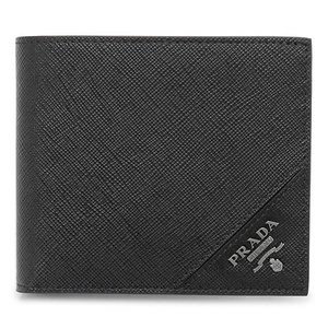 プラダ 二つ折り財布 2MO738 QME F0002/SA...