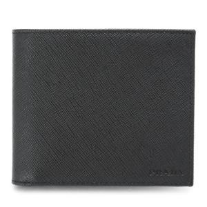 プラダ 折財布 2MO738 053 F0002/SAFFIANO NERO ブラック...