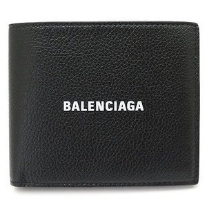 バレンシアガ 折財布  メンズ 594315 1IZ43 1090 ブラック 黒 1pia