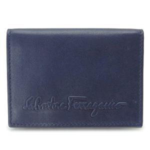 フェラガモ カードケース 660683 0660118/BLUEMARINE ブルーマリン×エレファント|1pia