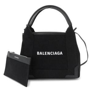 バレンシアガ ハンドバッグ ブラックNAVY CABAS XS 390346 AQ38N 1000 1pia