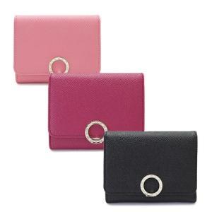 low priced 22acf 4bef7 ブルガリ レディース三つ折財布財布の商品一覧|ファッション ...