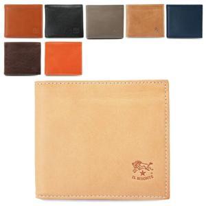 イルビゾンテ 折財布 IL BISONTE C0487MP二つ折り 財布 レザー|1pia