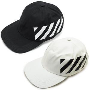 オフホワイト キャップ メンズ 帽子 コットン OMLB008R19400032|1pia