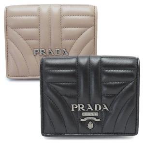 778d95d57180 プラダ 折財布 レディース PRADA 財布 二つ折り レザー 1MV204 2B0X F0002/.