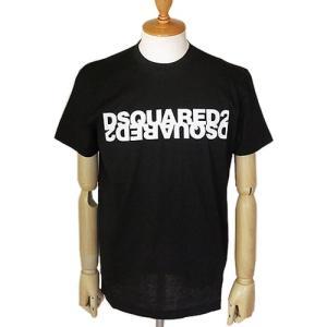 ディースクエアード ロゴ Tシャツ S74G GD0635 S22427 900トップス 半袖|1pia