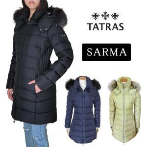 タトラス ダウンコート レディース SARMA LTAT21A4794-D 2021年秋冬新作