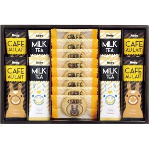 ●セット内容:ロディプリントクッキー×8、ロイヤルミルクティースティック(13.8g)・カフェオレス...