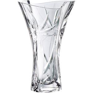 グラスワークスナルミ ガイア 25cm花瓶 C8056114の商品画像 ナビ