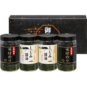 50%割引 有明海産&しじみ醤油味付のり 〈有明海産〉【B3074035】