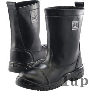 寅壱 安全靴 0076-963 半長靴 「23cm-27cm」|1up
