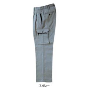 寅壱 作業服 作業着 1650-207 ツータックパワー 「70cm-85cm」(作業ズボン 年間)|1up