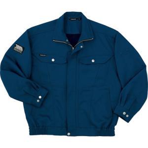 寅壱 作業服 作業着 3400-124 長袖ブルゾン 「M-LL」|1up