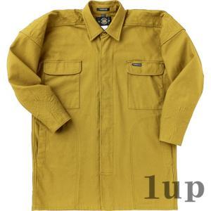 寅壱 作業服 作業着 4441-301 トビシャツ 綿100% 「M-LL」(鳶衣料 年間)|1up