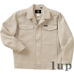 寅壱 作業服 作業着 6070-104 四ツポケットジャンパー 綿100% 「5L」|1up