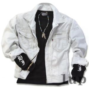 寅壱 作業服 作業着 限定生産品 8270-124 長袖ブルゾン 綿100% 「M-LL」|1up