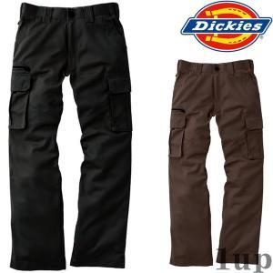 Dickies 作業服 作業着 D-1085 カーゴパンツ 「76cm-100cm、112cm」(年間)|1up