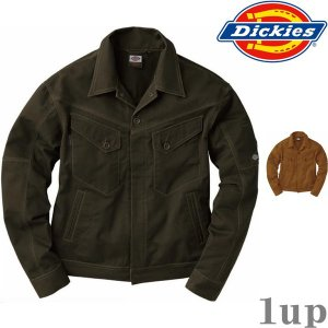 Dickies 作業服 作業着 D-1230 ジャケット 「M-5L」(年間)|1up