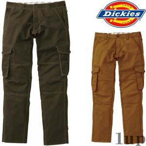 Dickies 作業服 作業着 D-1235 カーゴパンツ 「M-6L」(年間)|1up