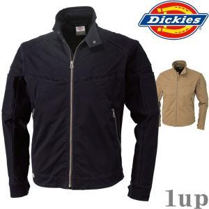 Dickies 作業服 作業着 D-1250 ストレッチジャケット 「M-5L」(年間)|1up