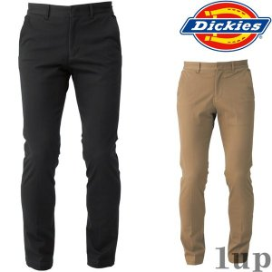 Dickies 作業服 作業着 D-1253 ストレッチストレートパンツ 「M-5L」(年間)|1up