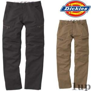 Dickies 作業服 作業着 D-1865 カーゴパンツ 「76cm-112cm」(年間)|1up
