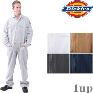 ディッキーズ つなぎ 702 長袖 ツヅキ服 「S〜3L」(Dickies ツナギ カバーオール 年間)|1up