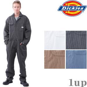 ディッキーズ つなぎ 703 長袖 ツヅキ服 「S〜3L」(Dickies ツナギ カバーオール 年間)|1up