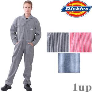 ディッキーズ つなぎ 801 長袖 ツヅキ服 「4L〜5L」(Dickies ツナギ カバーオール 年間)|1up