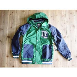 2015【DC】DCLA ジャケット  XLサイズ色グリーン系