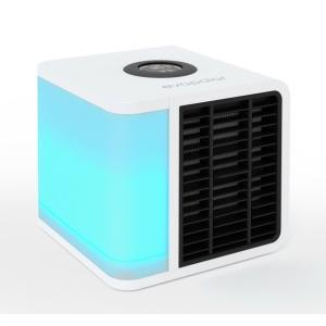 エヴァライト プラス 小型 ミニエアコン evaLIGHT Plus 冷却・加湿・空気清浄|201912