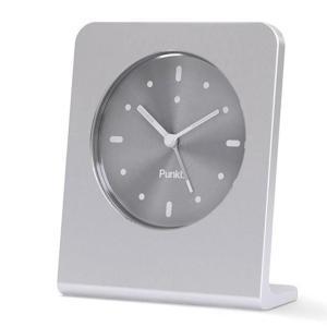 Punkt. AC01 Silver Jasper Morrison氏デザインの目覚まし時計|201912
