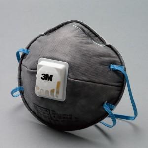 使い捨て防じんマスク 3M 9913JV-DS2(10枚) 溶接作業にも使える国家検定区分2の防臭機能付き|21248