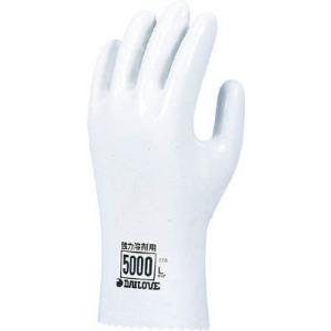 耐溶剤手袋 ダイヤゴム ダイローブ 5000|21248