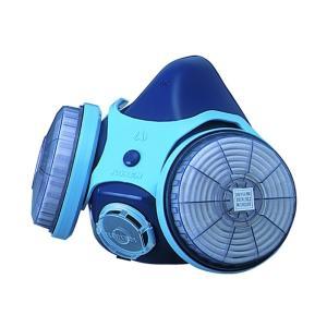 防じんマスク 興研 1181R RL2【呼吸しやすい(吸気抵抗37Pa)】【長時間の使用に】|21248
